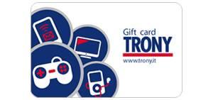 Trony Nembro_carta regalo