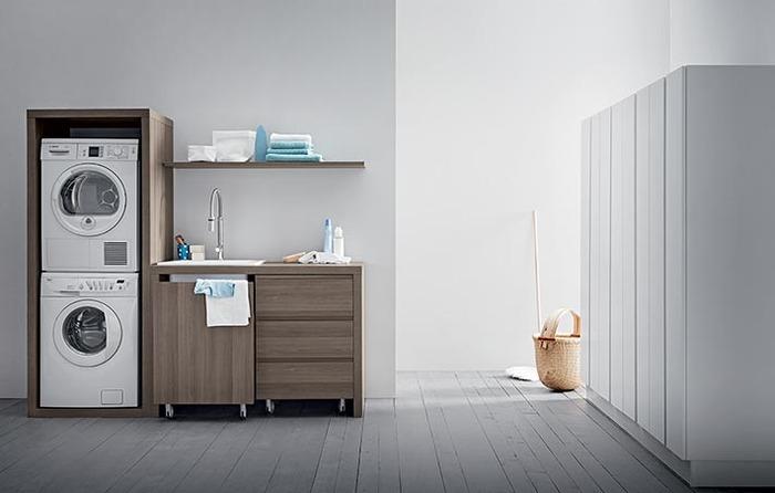 L 39 asciugatrice la nuova era del bucato trony nembro in for Colonna lavatrice asciugatrice ikea